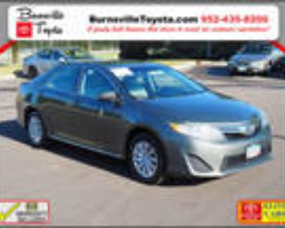 2012 Toyota Camry Green, 101K miles