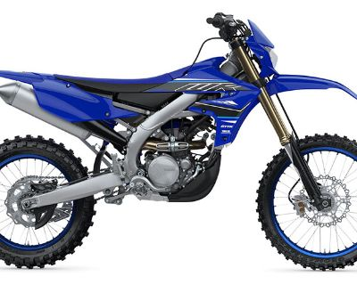 2021 Yamaha WR250F Motorcycle Off Road Butte, MT