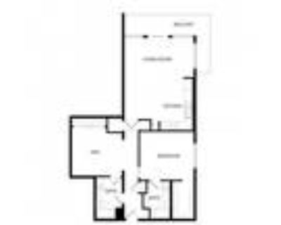 Skyline Lofts - A5 1 bedroom with den