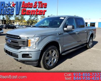Used 2019 Ford F-150 XLT SuperCrew 5.5-ft. Bed 4WD