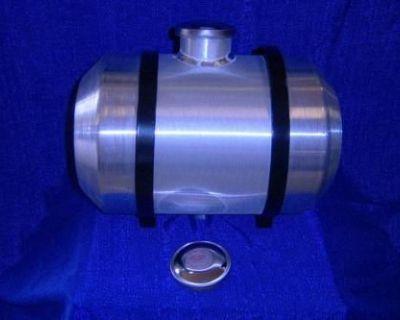 8x12 2 Gallon Spun Aluminumgas Tank