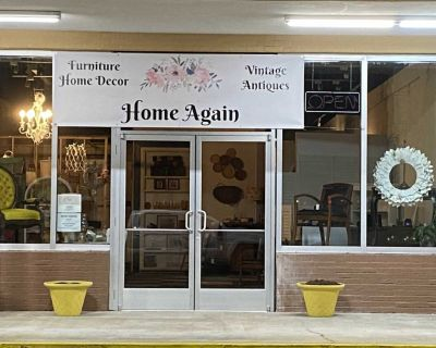 NEW HOME SHOP OPEN NOW