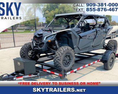 2021 Sky Trailers Toy Hauler