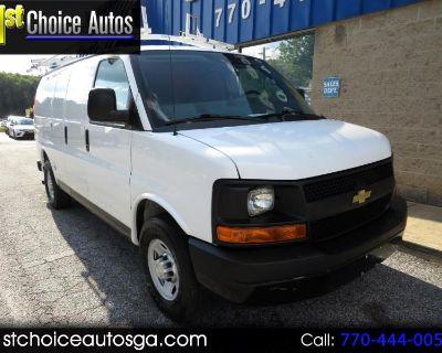 "Used 2015 Chevrolet Express Cargo Van RWD 2500 135"""