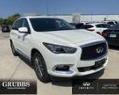 2018 INFINITI QX60 w/ Driver Assistance and Premium Plus Packages