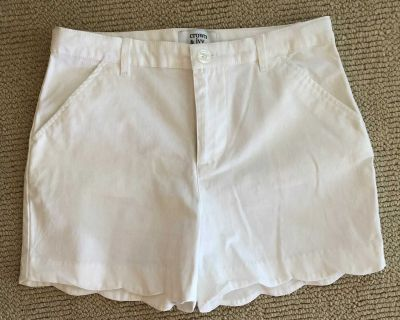 Girls size 16, Crown and Ivy Shorts - never worn