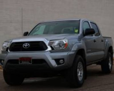 2015 Toyota Tacoma Double Cab 5' Bed V6 4WD Automatic