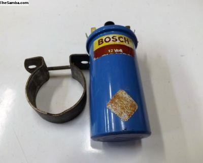 Porsche 911 Bosch Blue Coil