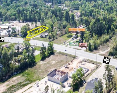 1.24- Ac Land For Sale