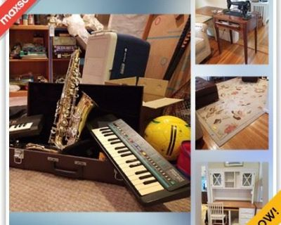 WELLESLEY Moving Online Auction - Weston Road
