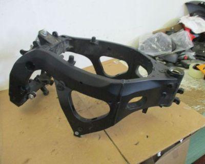 08 09 Suzuki Gsxr 600 750 Main Frame 08 Gsxr 600 Main Frame