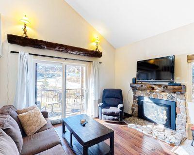 Mountain Getaway Near Lifts W/ Shared Pool/Hot Tub, Deck, & WiFi! - Park City
