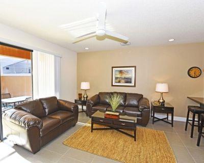 Contemporary 3 Bed 3 Bath Townhome - Near Walt Disney World W/ great amenities - Four Corners