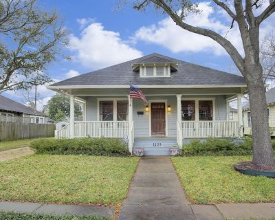 Wonderful Heights Home. VRBO host since 2016 with Five Star reviews. - Houston Heights