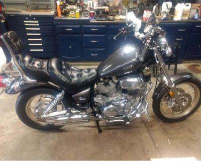 1993 Yamaha Motorcycle