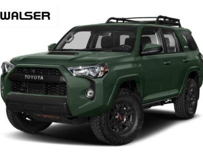 Pre-Owned 2021 Toyota 4Runner TRD Pro