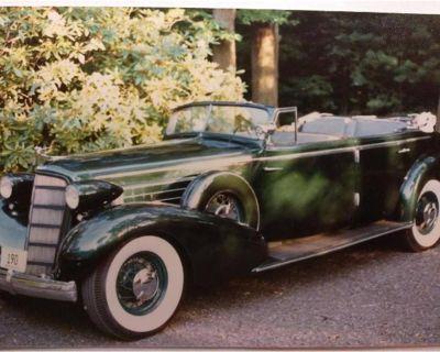 1935 Cadillac Series 75