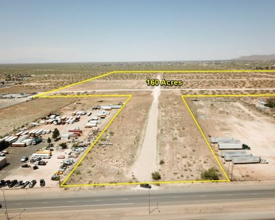 160 Acres of Vacant Land For Sale