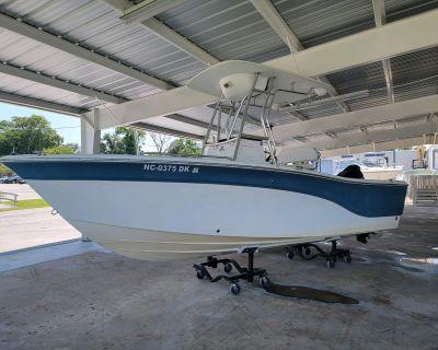 2008 Sea Fox 206 Center Console