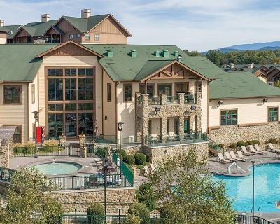 Great Smokey Mountains Resort - Pigeon Forts Condo - Sevierville