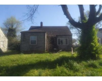 3 Bed 1 Bath Preforeclosure Property in Louisville, KY 40210 - Dixdale Ave