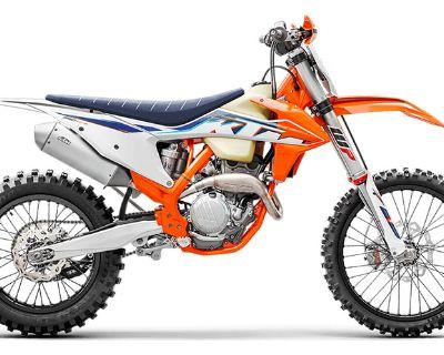 2022 KTM 250 XC-F Motorcycle Off Road Warrenton, OR