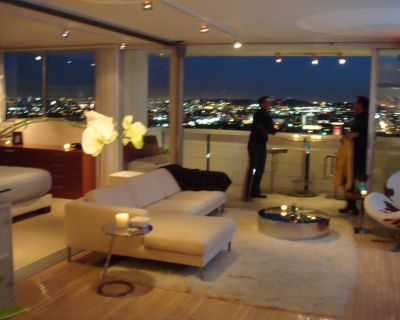 Sexy/secure West Hollywood High Rise Pier D'tier With Views - Hollywood Hills
