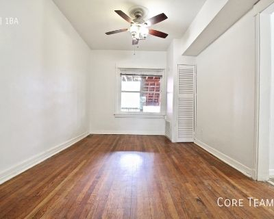 Large 1 Bedroom with 2 Living Areas and Private Patio at the Boston