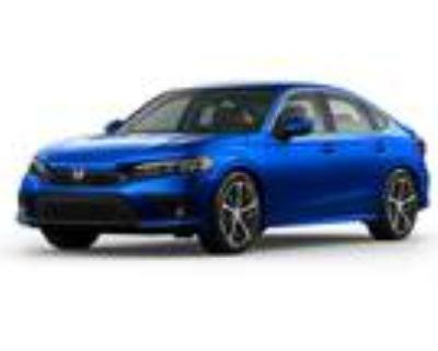 2022 Honda Civic Blue