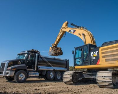 Heavy equipment & dump truck loans - (All credits)