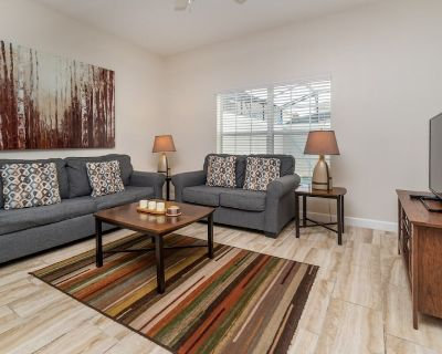 The Ultimate 4 Bedroom Townhome on Storey Lake Resort, Orlando Townhome 4956 - Kissimmee