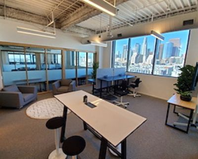 Team Office for 6 at CENTRL Office - Downtown