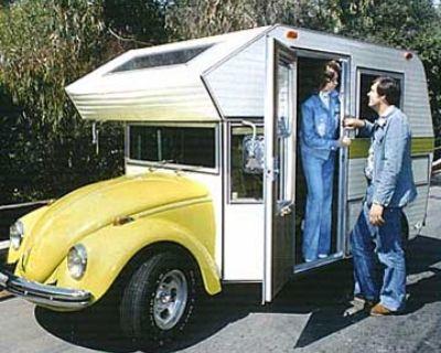 [WTB] The Bugaroo -Lil Bugger Bug-Based Motorhome