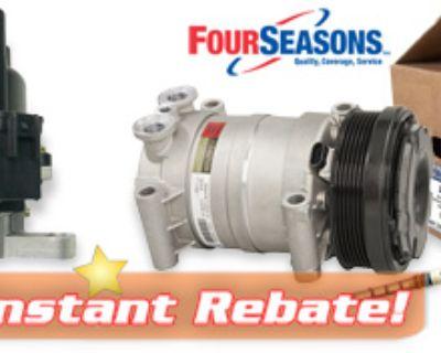 Save on A/C Compressor Kits, Fuel Injectors & Distributors
