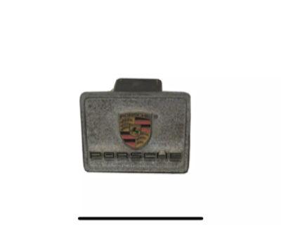 Porsche Hitch Cover
