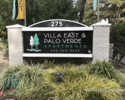 275 E Shasta Ave #80, Chico, CA 95973 1 Bedroom Apartment