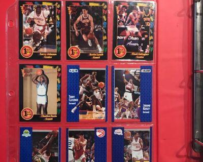 Sports Memorabilia Cards