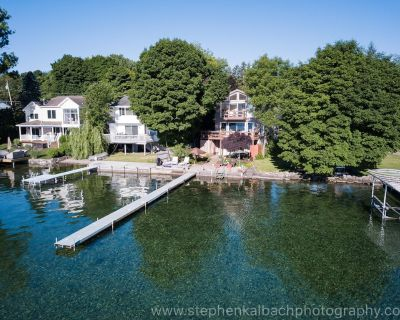 Lovely Lakeside Lodge; Reserve & Check-in today with a 4 hour notice+-; - Canandaigua