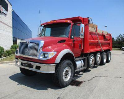 2007 INTERNATIONAL WORKSTAR 7600 Dump Trucks Heavy Duty