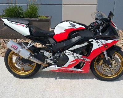 2001 Honda 929RR Erion Racing Edition