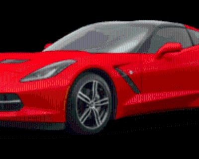 2016 Chevrolet Corvette Stingray with 2LT Coupe
