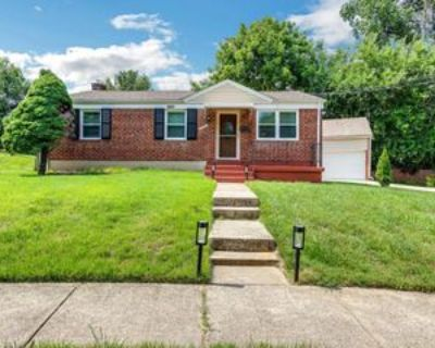 4603 Stoneleigh Ct, North Bethesda, MD 20852 5 Bedroom House