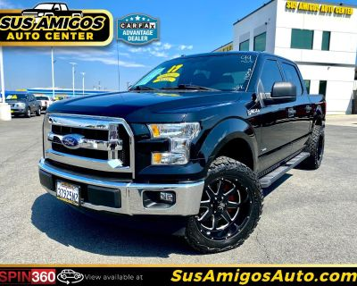 2017 Ford F-150 Lariat SuperCrew 5.5-ft. Bed 2WD
