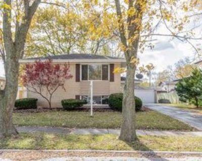 4331 Scott St, Oak Forest, IL 60452 3 Bedroom House