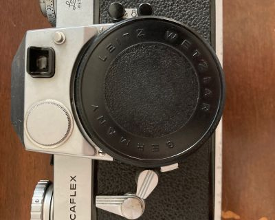 Leica camera and lenses