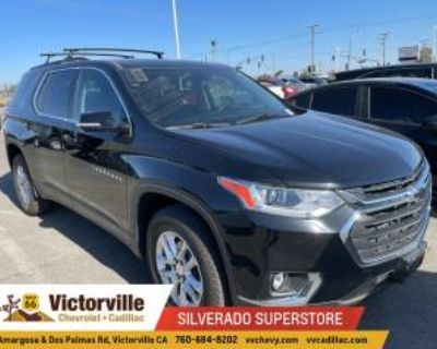 2019 Chevrolet Traverse LT Cloth with 1LT FWD