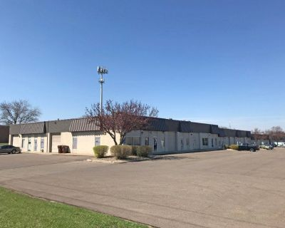 Office/Warehouse space for lease each with a dock or drive-in door for lease