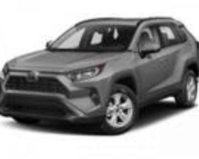 2021 Toyota RAV4 Silver, new