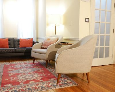 Two Bedroom Historic House, Walking Distance to National Mall - Stanton Park