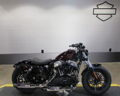 New 2021 Harley-Davidson Forty-Eight